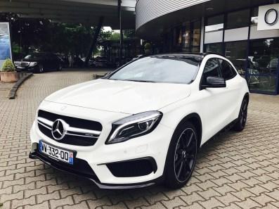 Mercedes-Benz GLA 45 AMG 2