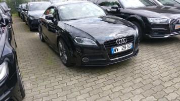 Audi TT Sline Stronic
