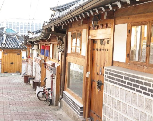 bukcheon village