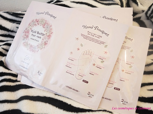 masques pieds etude house