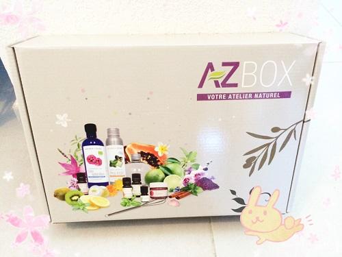 box soin des cheveux aroma zone