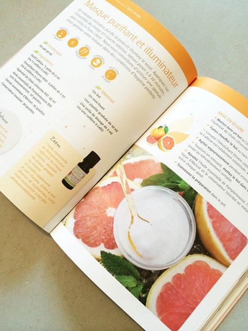 livre cosmetiques maison recettes