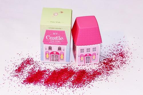 etude house creme pour les mains my castle
