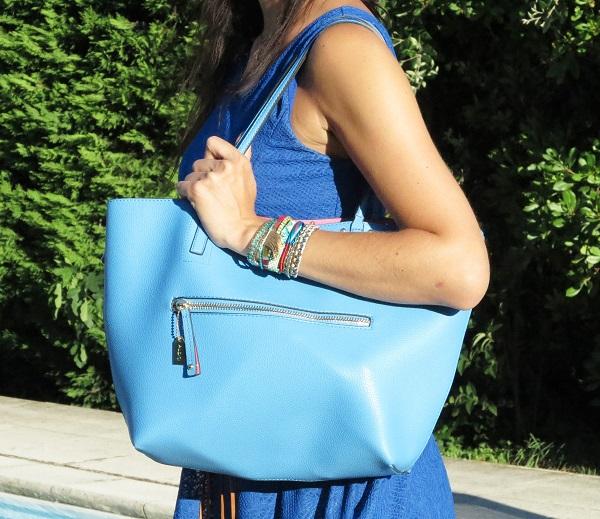 sac bleu aldo