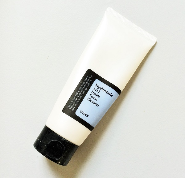 hyaluronic acid cleansing foam cosrx