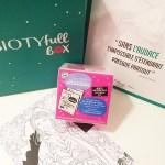 shampoing en poudre biotyfull box