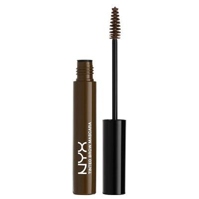 tinted brow mascara nyx the beautyst