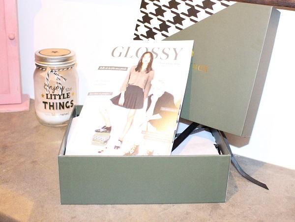 glossy box novembre