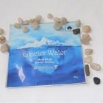 glacier water skinfood
