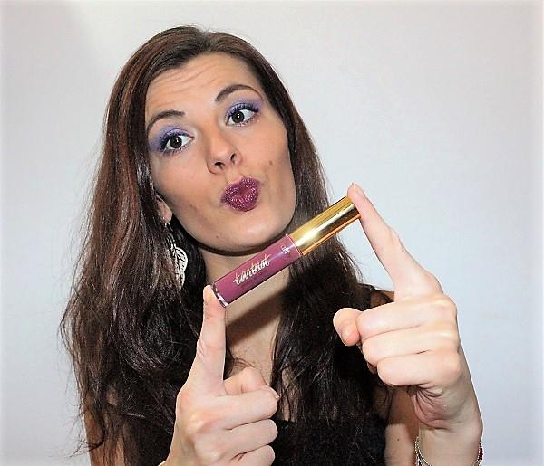Tarteist glossy lip paint Tarte Fave
