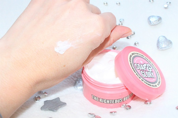 The righteous butter soap & glory