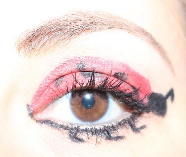 maquillage coccinelle msc