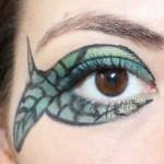 maquillage poisson msc