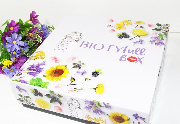 biotyfull box mars 2017