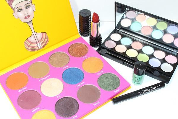 produits maquillage greenery