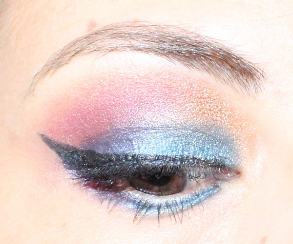 maquillage rock