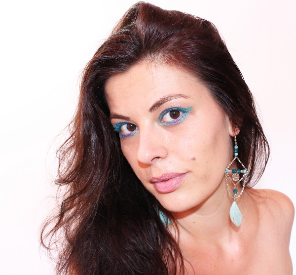 maquillage beauty defi sirene