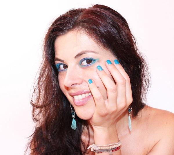 mermaid makeup beauty defi