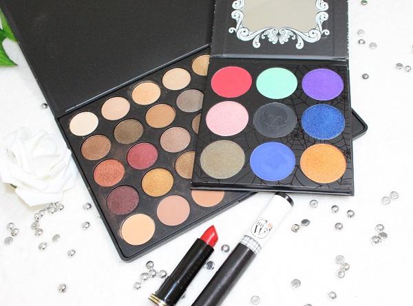 maquillage msc palettes