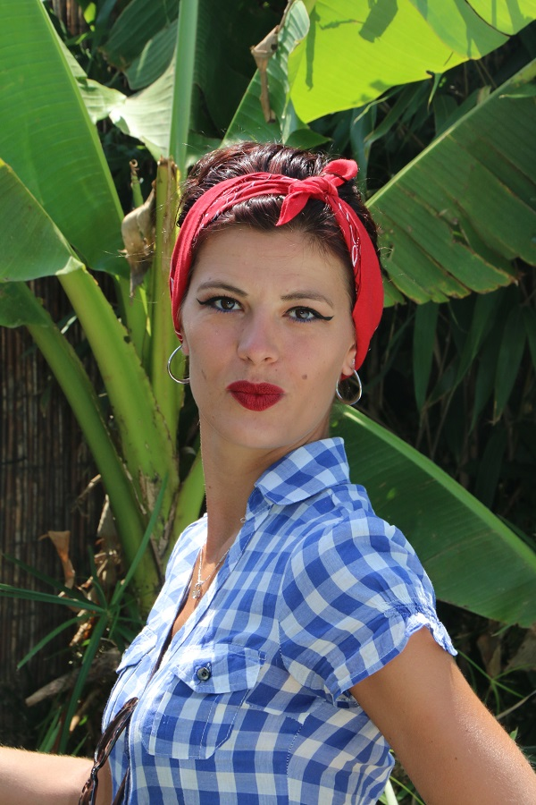maquillage pin up