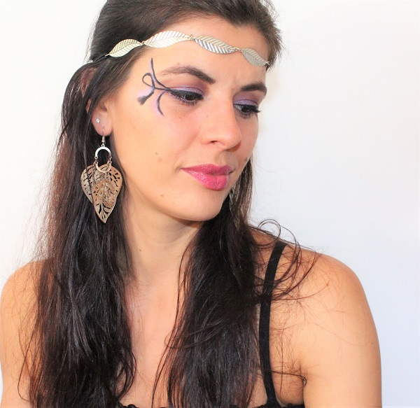 maquillage medieval