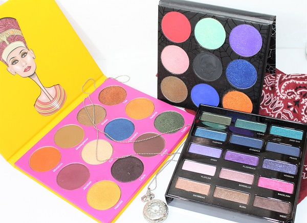 palette maquillage pirate