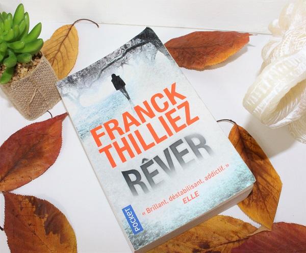 Franck Thilliez Rever lecture