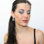 maquillage bleu reveillon msc