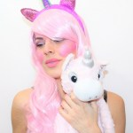 maquillage licorne beauty defi