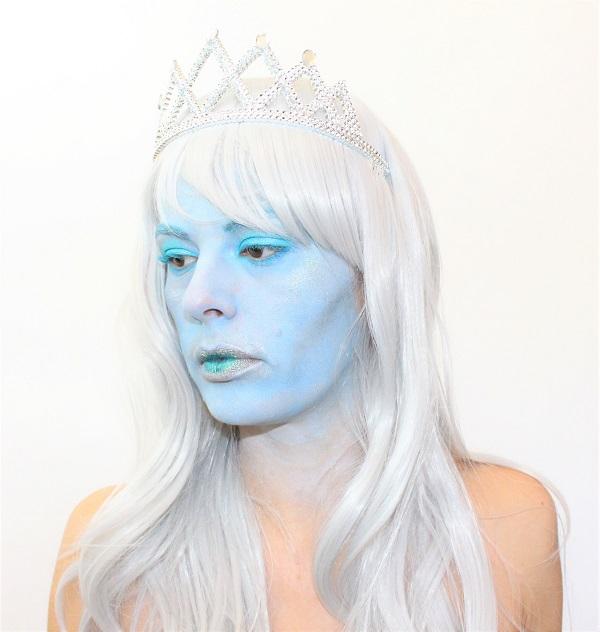 maquillage reine des glaces