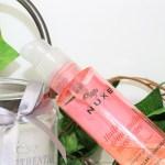 nuxe huile demaquillante micellaire aux petales de rose