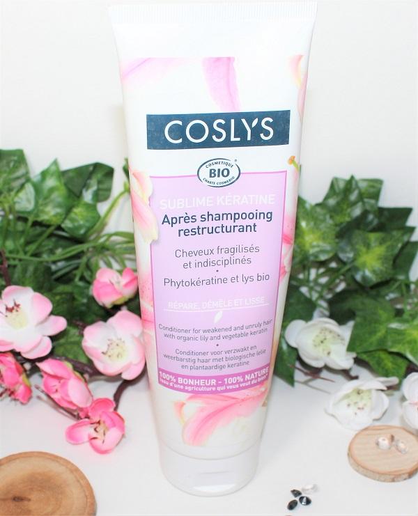 apres shampoing sublime keratine coslys