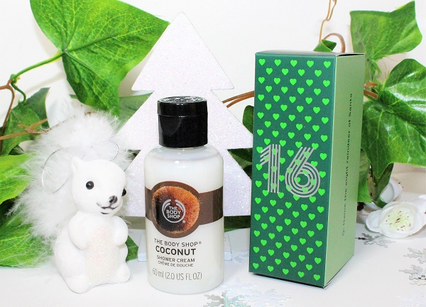 jour 16 calendrier the body shop