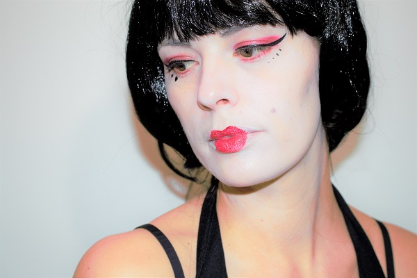 maquillage geisha artistique beauty defi
