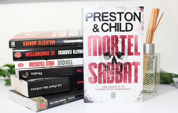 Mortel Sabbat de Preston & Child
