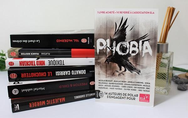 Phobia thriller