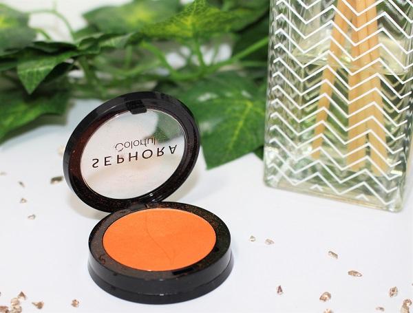 sephora mango shake one week palette