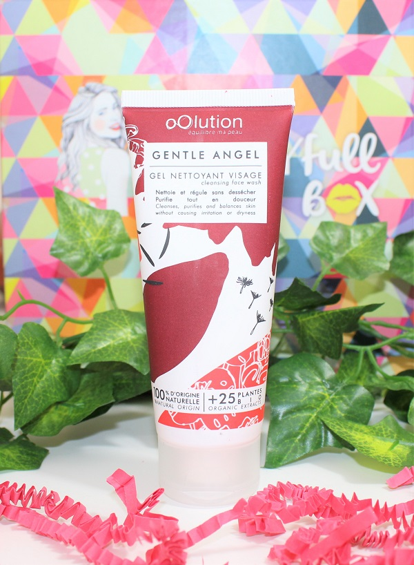 Gel nettoyant Gentle Angel oOlution biotyfull box