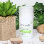 déodorant bio soin efficacité longue durée acorelle