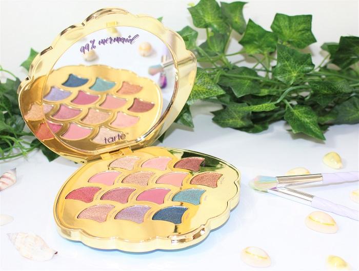palette tarte cosmetics Be a mermaid & Make waves