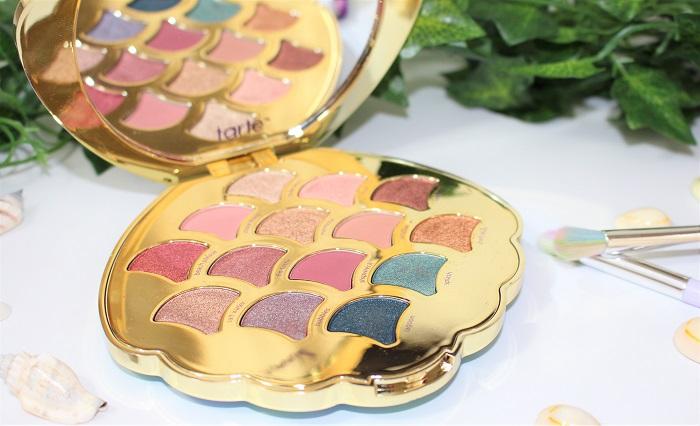 tarte cosmetics Be a mermaid & Make waves palette