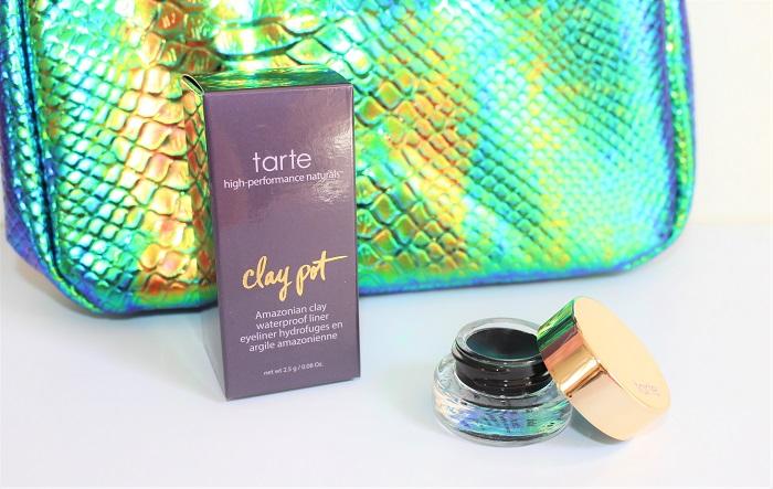 Clay pot waterproof shadow liner tarte cosmetics