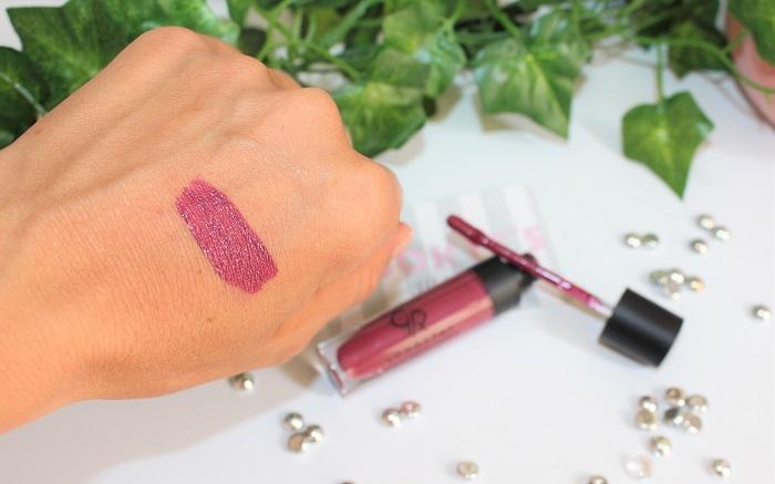 Longstay Liquid Matte Lipstick Sorbet Cassis