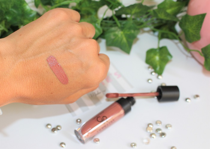 Longstay Liquid Matte Lipstick Speculoos