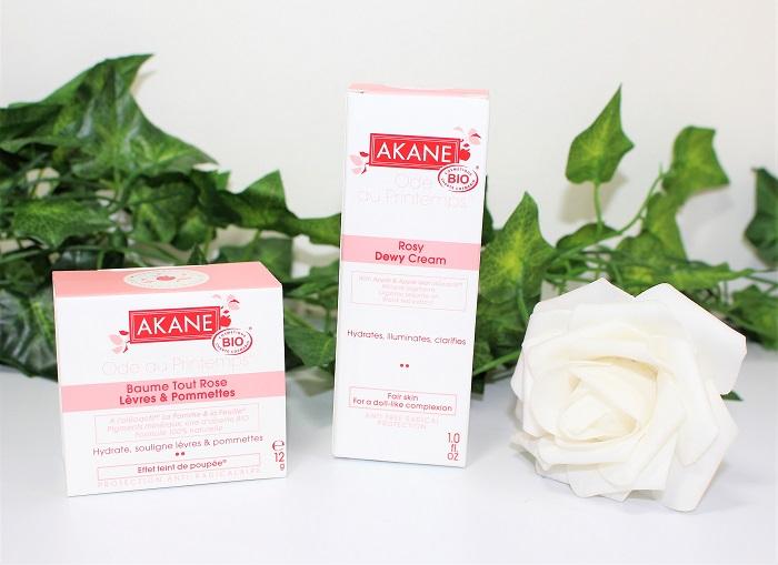 akane gamme rose
