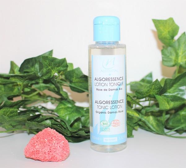 lotion tonique Algoressence Algovital