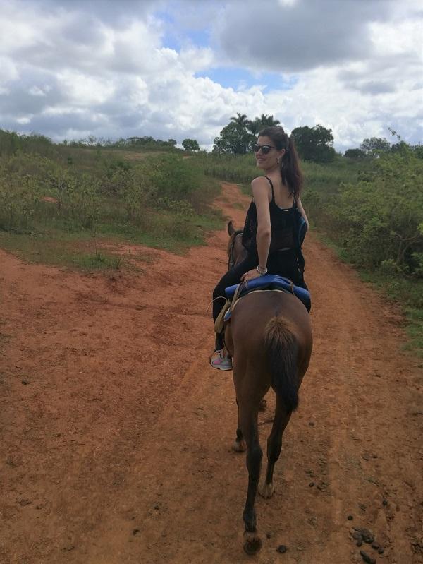 balade a cheval vinales cuba