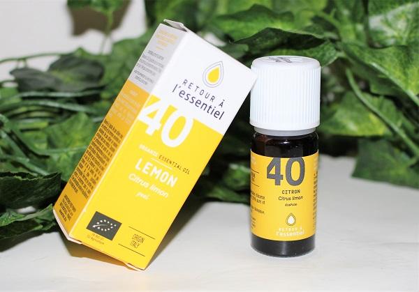 huile essentielle citron yves ponroy