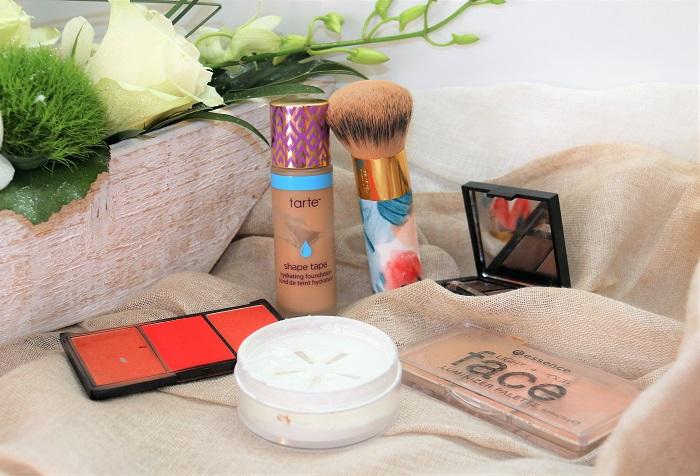 maquillage couleur caramel produits teint