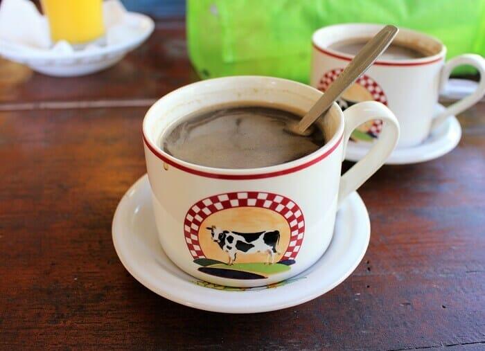 cafe noix de coco munduk
